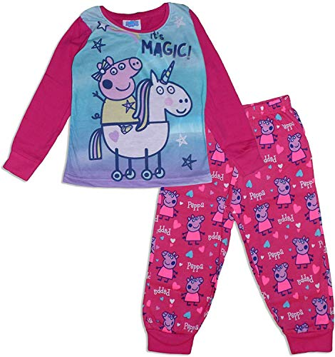 Peppa Pig - Pijama para niña
