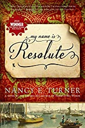My Name is Resolute book cover
