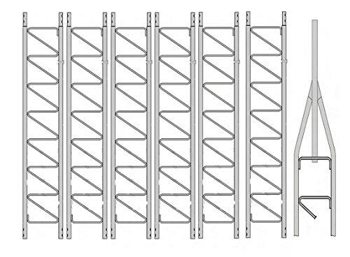 Rohn 25G Series 70' Basic Tower Kit. Buy it now for 1150.00