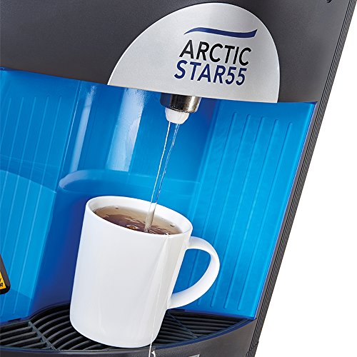 Arctic Star Counter Top Hot and Cold Bottled Water Cooler Dispenser