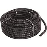 Tubo Corrugado Negro Bobina de 50M Diámetro 25MM