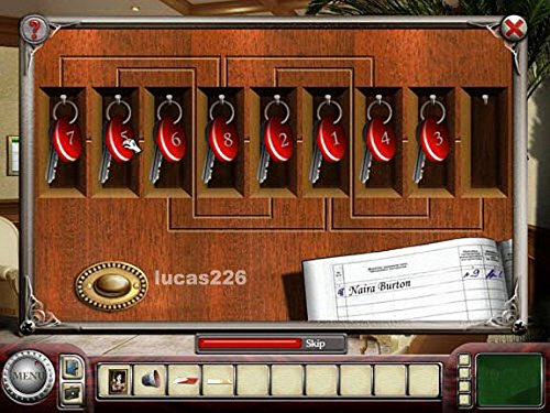 Detective Agency 2: The Bankers Wife (Hidden Object Adventure)