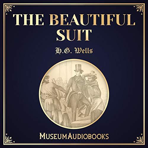 The Beautiful Suit audiobook cover art