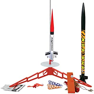 Estes Tandem-X Flying Model Rocket Launch Set