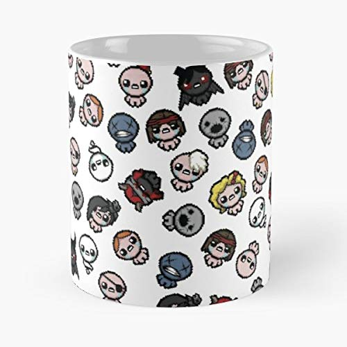 Binding Isaac Of The Afterbirth Videogame Game - Best 11 Ounce Ceramic Coffee Mug Gift