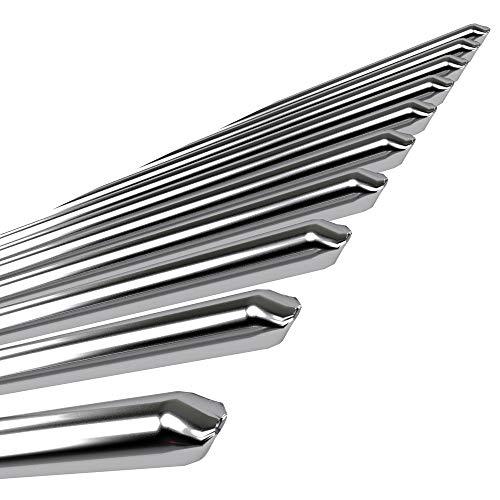5/10/20/50 Uds. Varillas Soldadura Aluminio Fáciles En Caliente Con Diámetro Baja Temperatura 1,6mm 2mm Longitud 50cm/19,7 Pulgadas, Sin Necesidad Polvo Soldadura