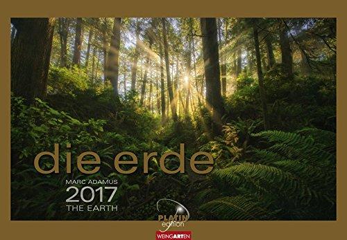 Die Erde - Kalender 2017