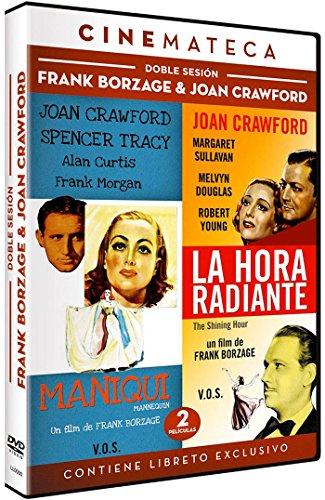 Doble Sesión - Frank borzague y Joan Crawford [DVD]