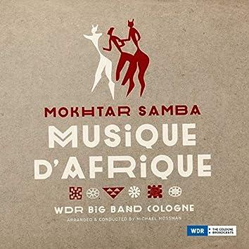 Musique D'afrique (Live)