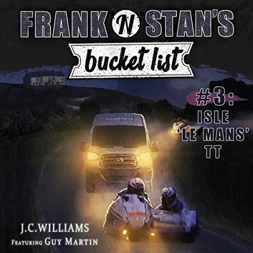 "Isle ""Le Mans"" TT audiobook cover art"