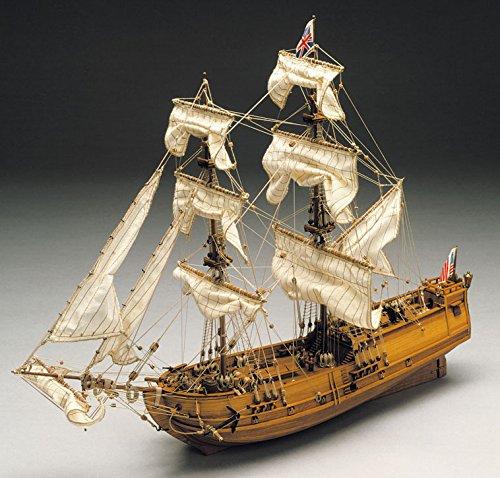 Mantua Model Golden Star Vascello in Kit Legno da Assemblare 520 mm 769