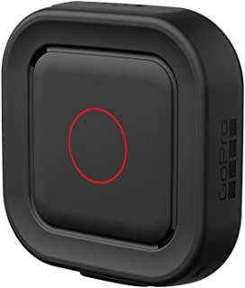 GoPro RemoWaterproof Voice Activated Remote + Mic, Black(AASPR-001-EU)