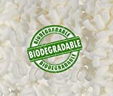 Secure Seal Biodegradable White Packing Loosefill Popcorn Anti Static Peanuts (7 Cubic Fee...
