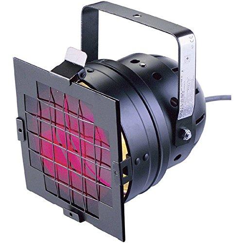 Eurolite PAR-56 behuizing korte halogeen-PAAR-koplamp zwart