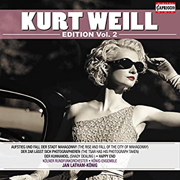 Kurt Weill: Complete Recordings, Vol. 2