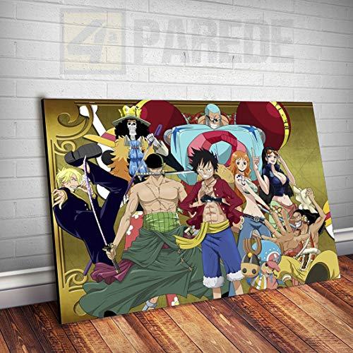 Placa Decorativa anime One Piece #A043 (40x30)