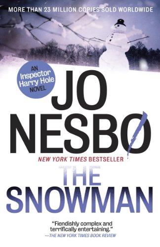 The Snowman: A Harry Hole Novel (7) (English Edition)