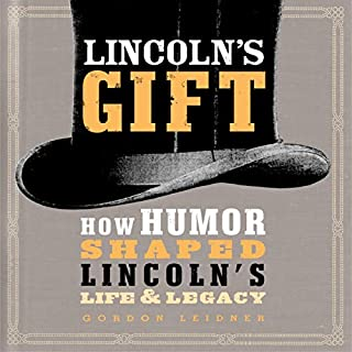 Lincoln's Gift audiobook cover art