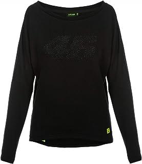 VR46 Sweat Core 46 Ton EN TU Tono para Mujeres Moto GP