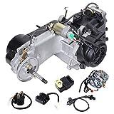 Samger 4 Tiempos Motore 150cc Raffreddato Ad Aria Motore GY6 Go Kart CVT