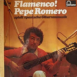 Pepe Romero - Flamenco! - Fontana - 6531 026