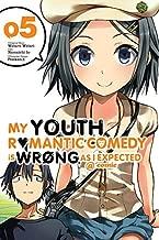 ي ُ عد My للشباب من الجنسين Comedy رومانسية خاطئ ، كما هو متوقع I @ الهزلية ، vol. 5) (My للشباب من الجنسين Comedy الرومانسي مصنوع من الرسوم (خاطئ ، كما هو متوقع I @ الهزلية (Manga))