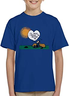 Comics Kingdom Krazy Kat Sunny Day Kid's T-Shirt