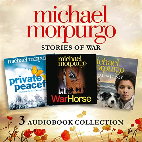 Michael Morpurgo: Stories of War Audio Collection  By  cover art
