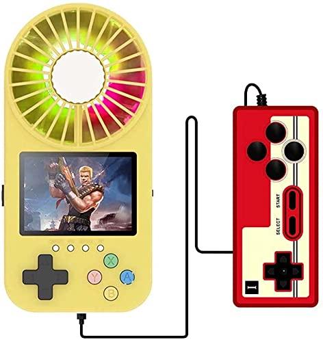 HYK Handheld-Spielekonsole mit...