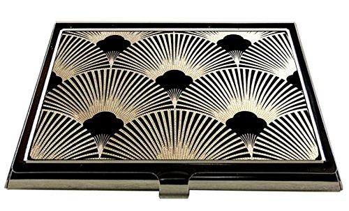Porta carte di credito con design Art Deco