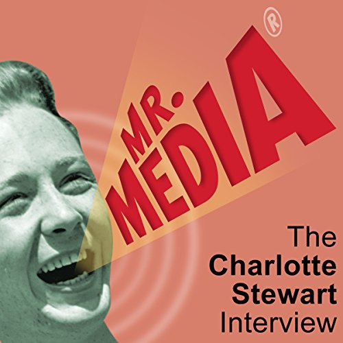 The Charlotte Stewart Interview audiobook cover art