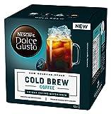 NESCAFÉ Dolce Gusto Cold Brew, 12 Kaffeekapseln für 36 Gläser, Kaltgetränk, 1er Pack (1 x 12...