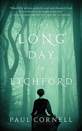 Image of A Long Day in Lychford (Witches of Lychford, 3)