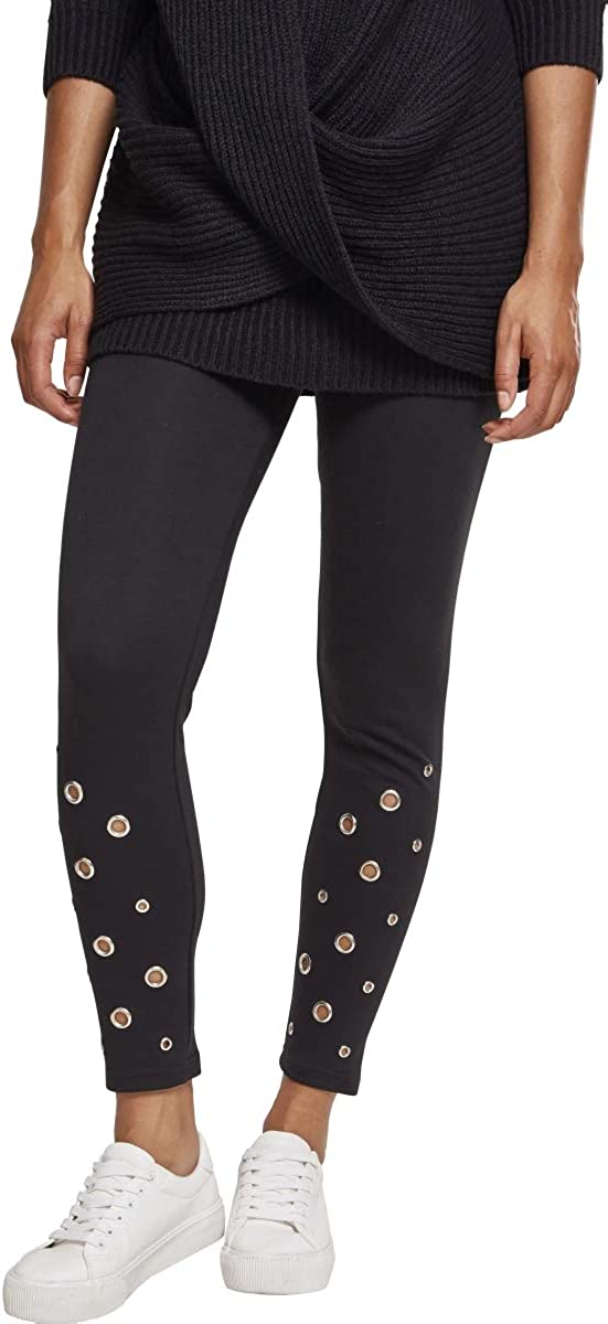Urban Classics Ladies Eyelet Leggings Mujer