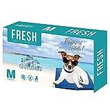 Funhobby Italia Srl Tappetino refrigerante rinfrescante per Cane Gatto Animali Domestici Estate Caldo 60x50cm