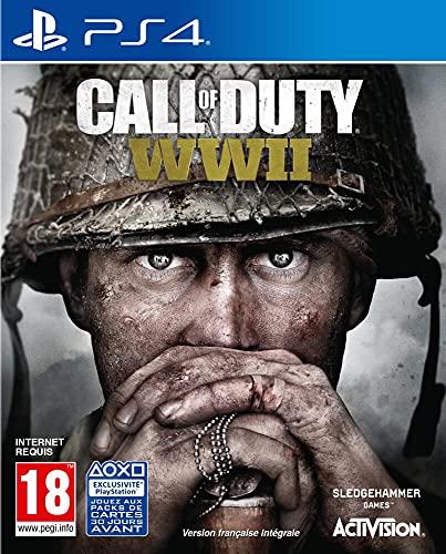 sortie call of duty ww2 auchan
