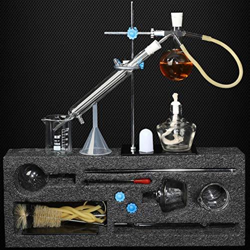 TTSUAI Labor Etherische oliën distilleerderij zuiver water apparaat glaswaren set