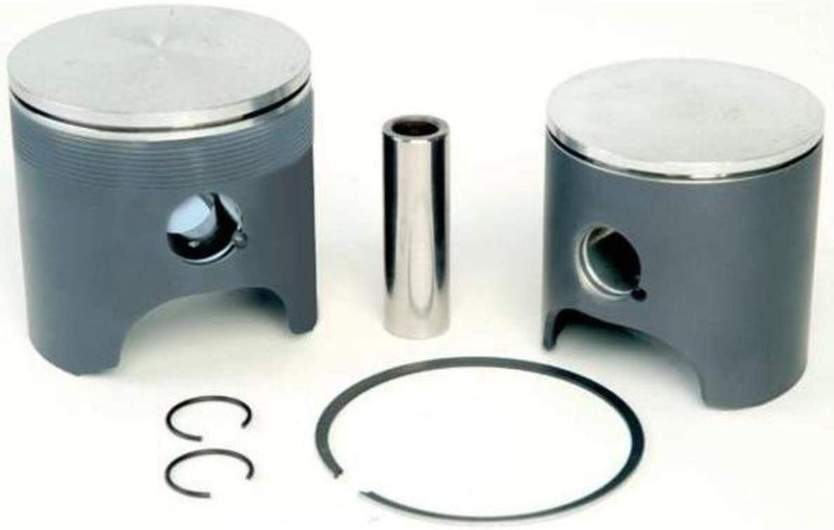 Kimpex Piston shop Kit 617cc 67% OFF of fixed price Big Bore to 3.032in Oversize - .040in.