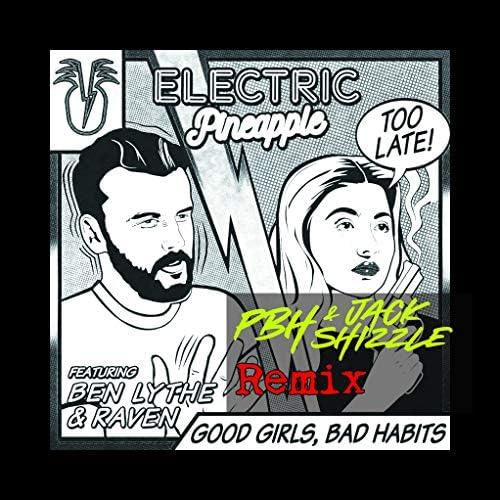Electric Pineapple feat. Ben Lythe & Raven