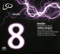 Mahler: Symphony No. 8 (Hybr) by Dudinova (2009-04-14)