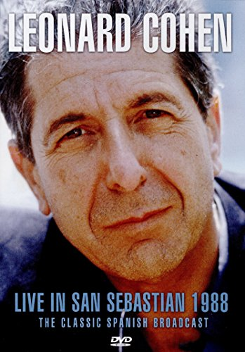 Leonard Cohen - Live In San Sebastian 1988 [DVD] [2017] [NTSC] [PAL] [UK Import]