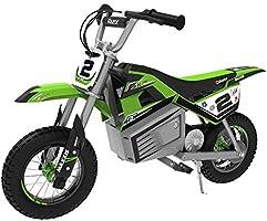 دراجة نارية ديرت روكيت من مكغرات – بلون اخضر، SX350