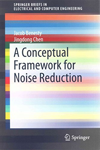 [(A Conceptual Framework for Noise Reduction)] [By (author) Jacob Benesty ] published on (June, 2015)