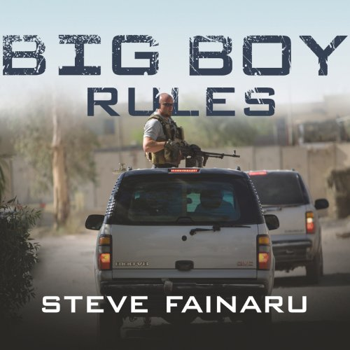 Big Boy Rules audiobook cover art