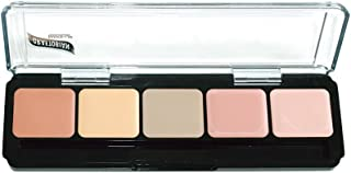 HD Glamour Creme Palette, Corrector Light
