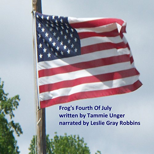 Frog's Fourth of July audiobook cover art