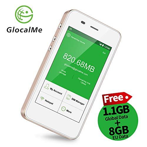 Punto de Acceso m/óvil y bater/ía Auxiliar de tecnolog/ía 4G LTE con WiFi Global //// Conecte 5 Dispositivos //// Coste por Uso Skyroam Solis