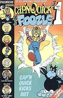 Cap'n Quick & a Foozle, Edition# 1