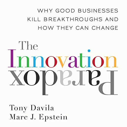 Couverture de The Innovation Paradox