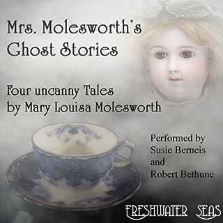 Mrs. Molesworth's Ghost Stories audiobook cover art